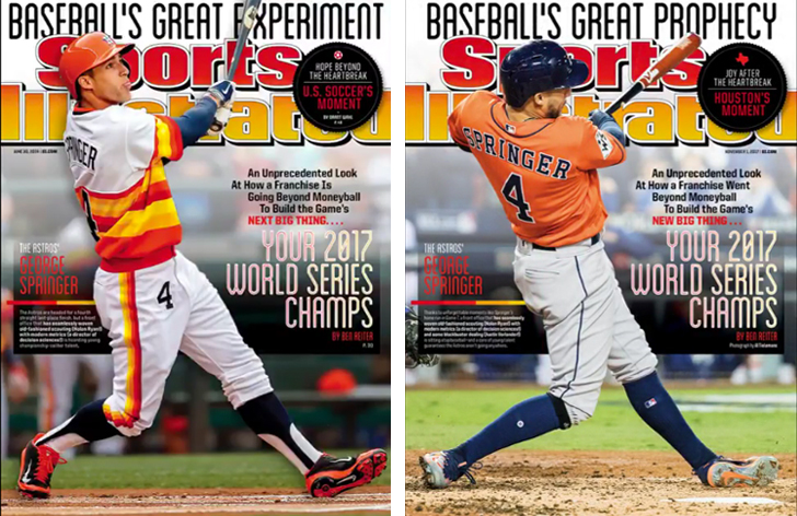 a72080de8 'Called It': Sports Illustrated Remixes Astros 2014 World Series Prediction