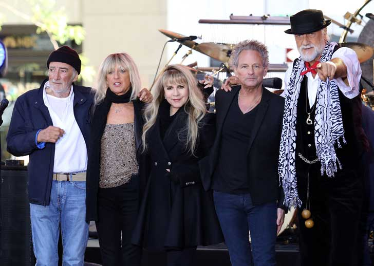 Siriusxm To Launch Fleetwood Mac Channel